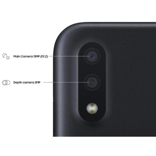 Samsung A01 Dual Camera