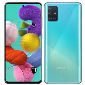 گوشی موبایل سامسونگ مدل Galaxy A51 ظرفیت 128 گیگابایت دو سیم کارت