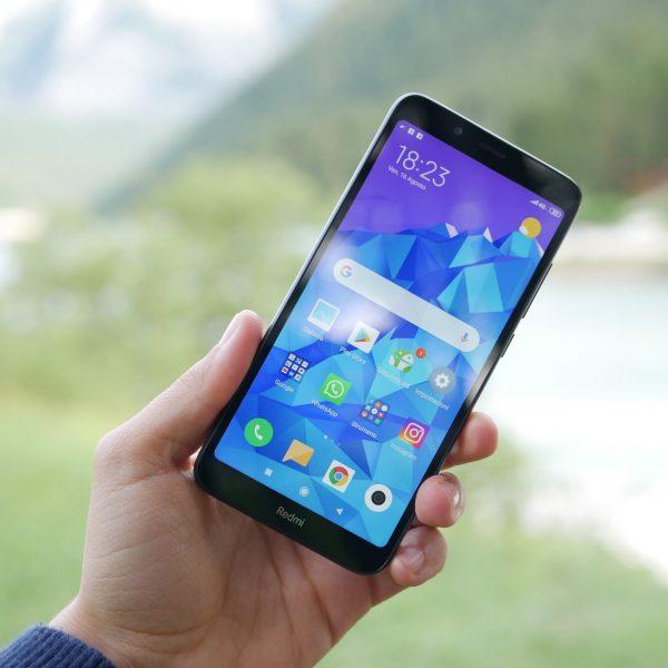 گوشی موبایل شیائومی Redmi 7A با ظرفیت 32 گیگابایت بهمراه گارانتی و پک گلوبال