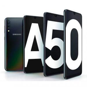 گوشی موبایل سامسونگ Galaxy A50 با ظرفیت 128 گیگابایت