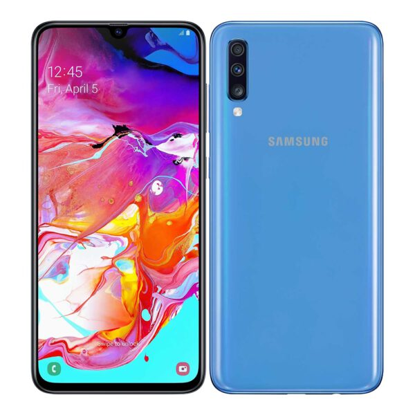 گوشی موبایل سامسونگ Galaxy A70 با ظرفیت 128 گیگابایت