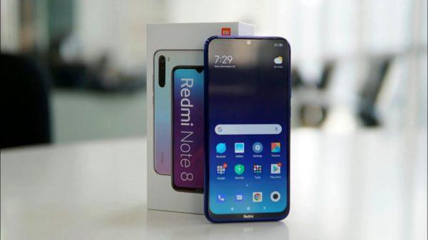 گوشی موبایل شیائومی Redmi Note 8 با ظرفیت 128 گیگابایت بهمراه گارانتی و پک گلوبال