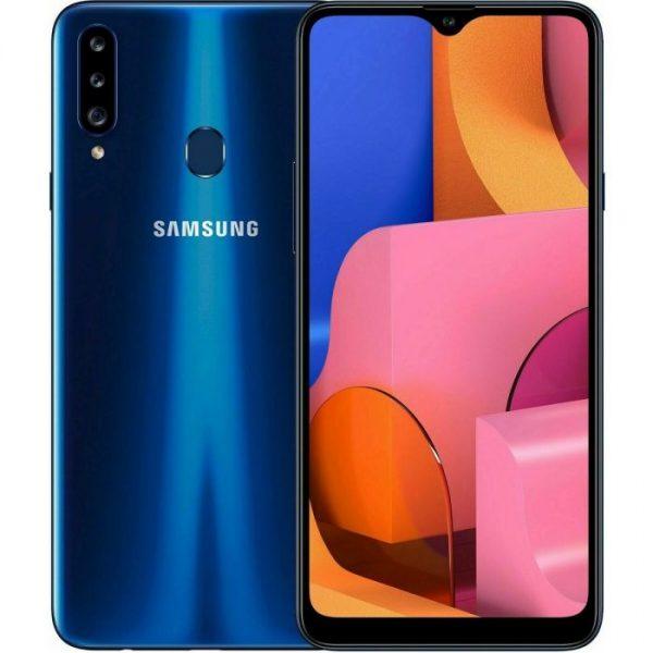 گوشی موبایل سامسونگ Galaxy A20S با ظرفیت 32 گیگابایت