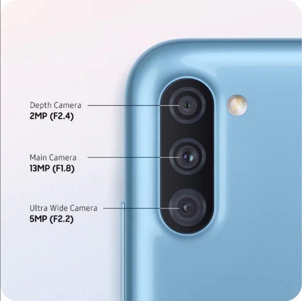 گوشی موبایل سامسونگ Galaxy A11 با ظرفیت 32 گیگابایت