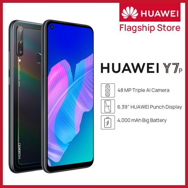 گوشی موبایل هواوی Y7p با ظرفیت 64 گیگابایت
