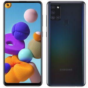 گوشی موبایل سامسونگ Galaxy A21S با ظرفیت 128 گیگابایت