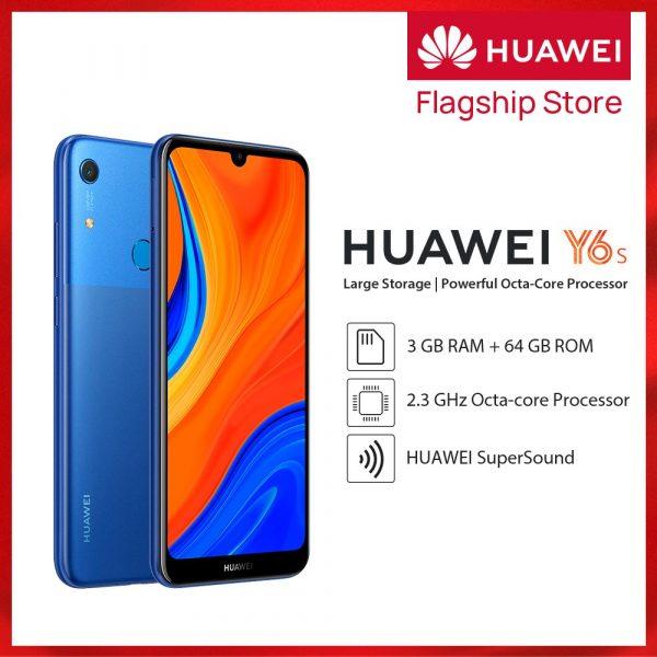گوشی موبایل هواوی Y6s با ظرفیت 64 گیگابایت