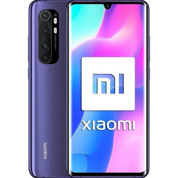 گوشی موبایل شیائومی Mi Note 10 lite با ظرفیت 128 گیگابایت بهمراه گارانتی و پک گلوبال
