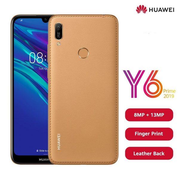 Huawei Y6 Prime 2019 32GB Brown