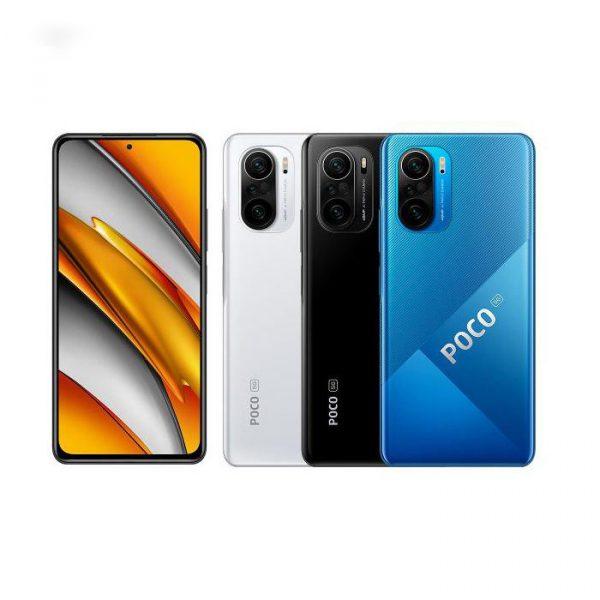 گوشی موبایل شیائومی Xiaomi Poco F3 با ظرفیت 128 و رم 6 گیگابایت بهمراه گارانتی و پک گلوبال